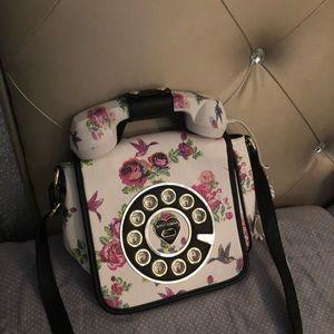 Betsey Johnson phone bag